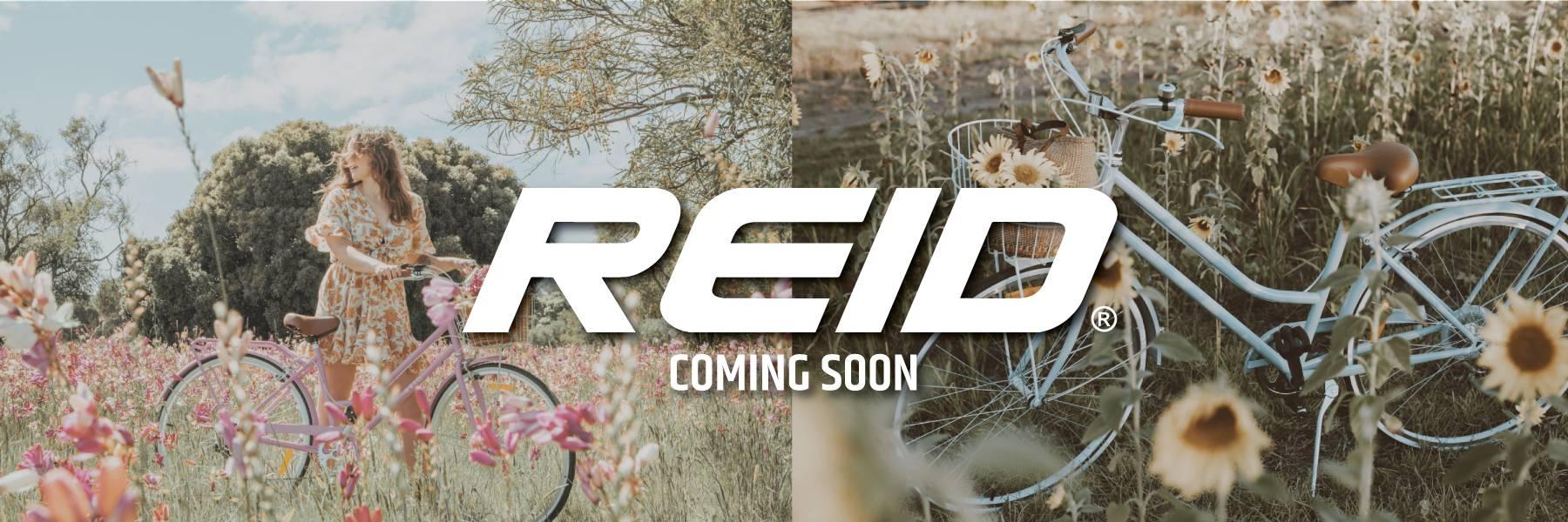 Reid Coming Soon