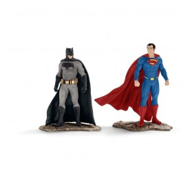 Schleich  Batman v Superman Scenery Pack Figurines