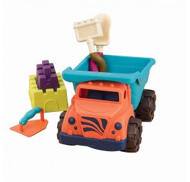 B toys Sand Truck & Sand Toy