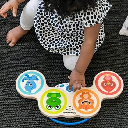 Hape 11650 Baby Einstein Magic Touch Drums Wooden Drum Musical Toy