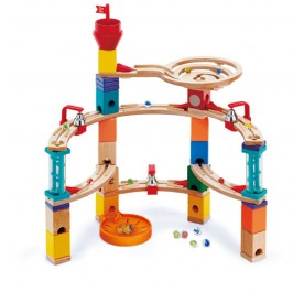 Hape Castle Escape Quadrilla Marble Fun (STEM toy)