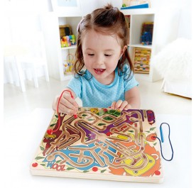 Hape Zoom Hand-eye training Puzzle