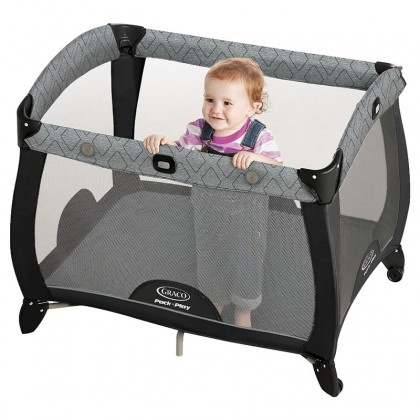 Graco  Quick Connect™ Portable Napper  for newborn up to 3 years- Asher