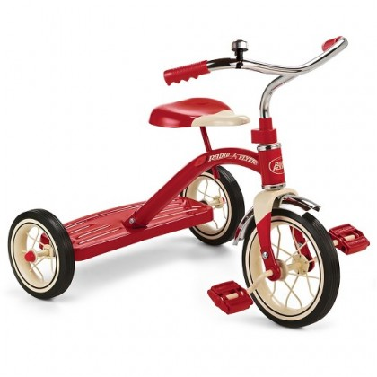 "Radio Flyer Classic Red 10""Tricycle"