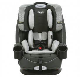 GRACO 8AH100TNE 4ever fea. safety surround All-in-1 car seat