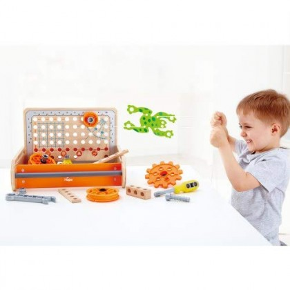 Hape 3029 Science Experiment Toolbox
