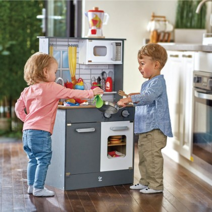 Hape Kitchen with Lights & Sounds