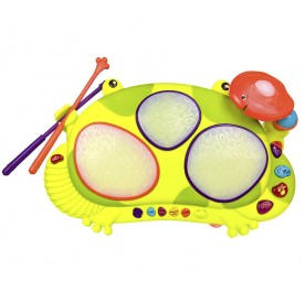 B. Toys The Frog Drum