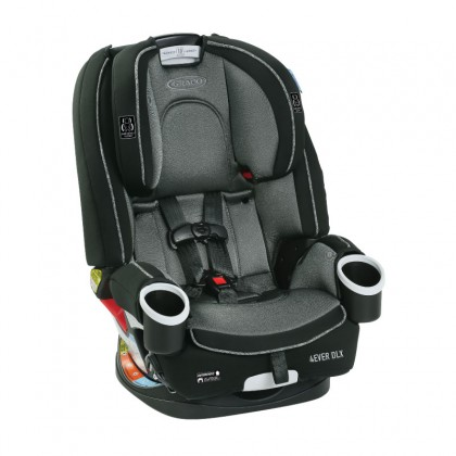 Graco 4ever Dlx Upgraded All-in-1 Convertible Car Seat newborn up to 54Kg Fairmont
