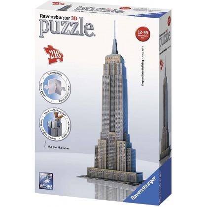 Ravensburger 3D Puzzles Empire State Building - 216pcs