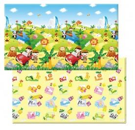 Dwinguler Eco-friendly Playmat ~ Safari