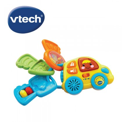 V-Tech My 1st Car Key Rattle from 0 months.