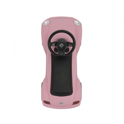 Rastar 85700 Volkswagen Beetle Foot to floor car with light & sound for18 to 36 months ~ Pink