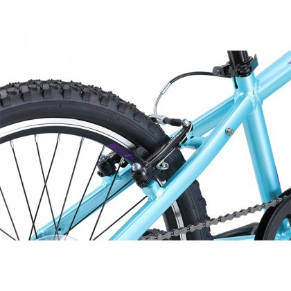 """Reid Scout 20"""" tyre Kids Bike, Turquoise Suited for riders 120 – 135 cm (7 – 9 years old)"""