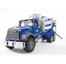 Bruder MACK Granite Cement Mixer Truck