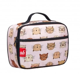 AB Brainy Cat Lunch Bag