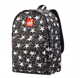 AB Milky Star Kid Canvas Backpack