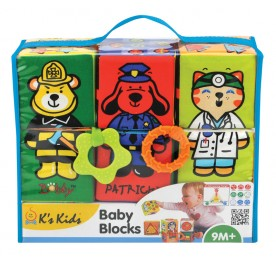 K's Kids Baby Blocks