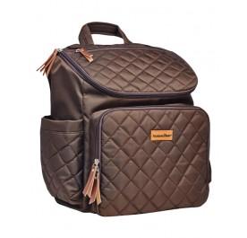 Atamai Diaper Backpack (Brown)