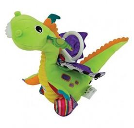 Lamaze Flip Flip Dragon Clip on Pram