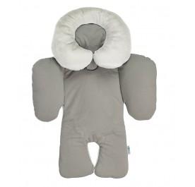 TFY Head & Body Support - Gray