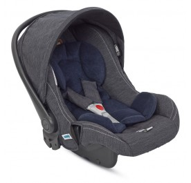 Huggy Multifix Car Seat - Denim