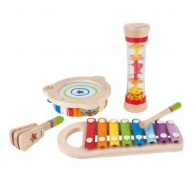 Hape Toddler Beat Box Set