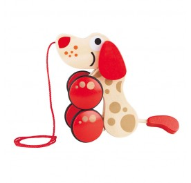 Hape Walk-A-Long Puppy 30th Anniversary Limited Edition