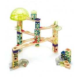 Hape Space City Quadrilla Marble Run