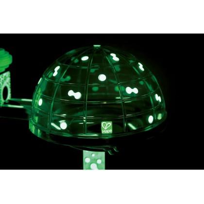 Hape 6017 Space City Quadrilla Marble Run (FREE HP6030+HP6035)