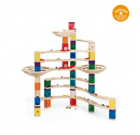 Hape The Challenger Quadrilla Marble Run