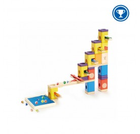 Hape Music Motion Quadrilla Marble Run
