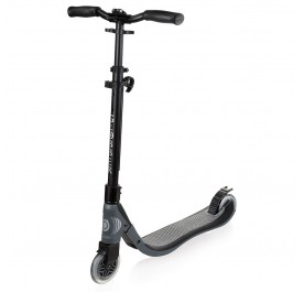Globber One NL125 Deluxe Teen Scooter 8+  - Charcoal Grey