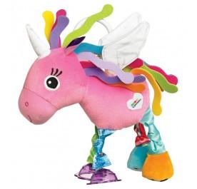 Lamaze Luna The Unicorn Clip On Pram Toy