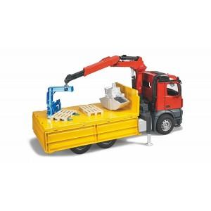 Bruder MB Arocs Construction Truck with Crane