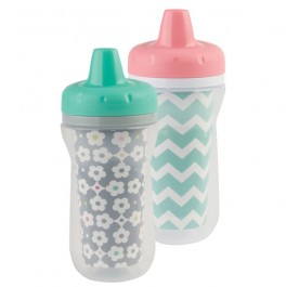 The First Years Super Chill Sippy 9oz Insulated Cups 2Pk